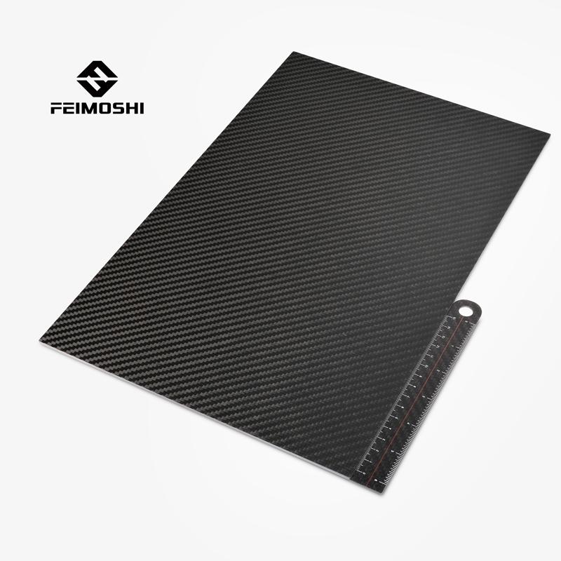 7.0mm thick carbon fiber board