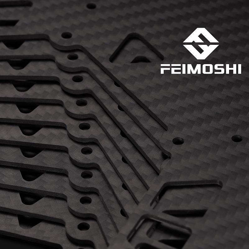 carbon fiber cutting parts
